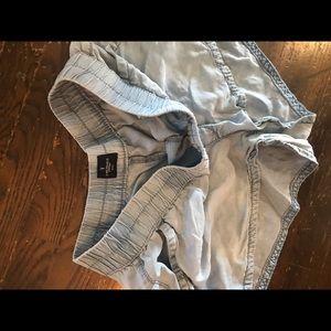 Ae soft shorts size large